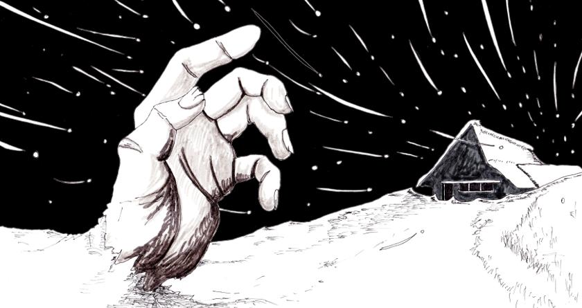 Sagenstark. Die Hand des Franzosen